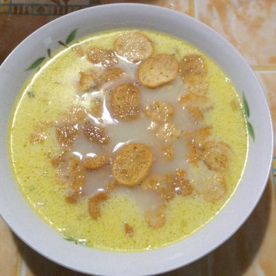 Сливочный суп - рецепт с фото