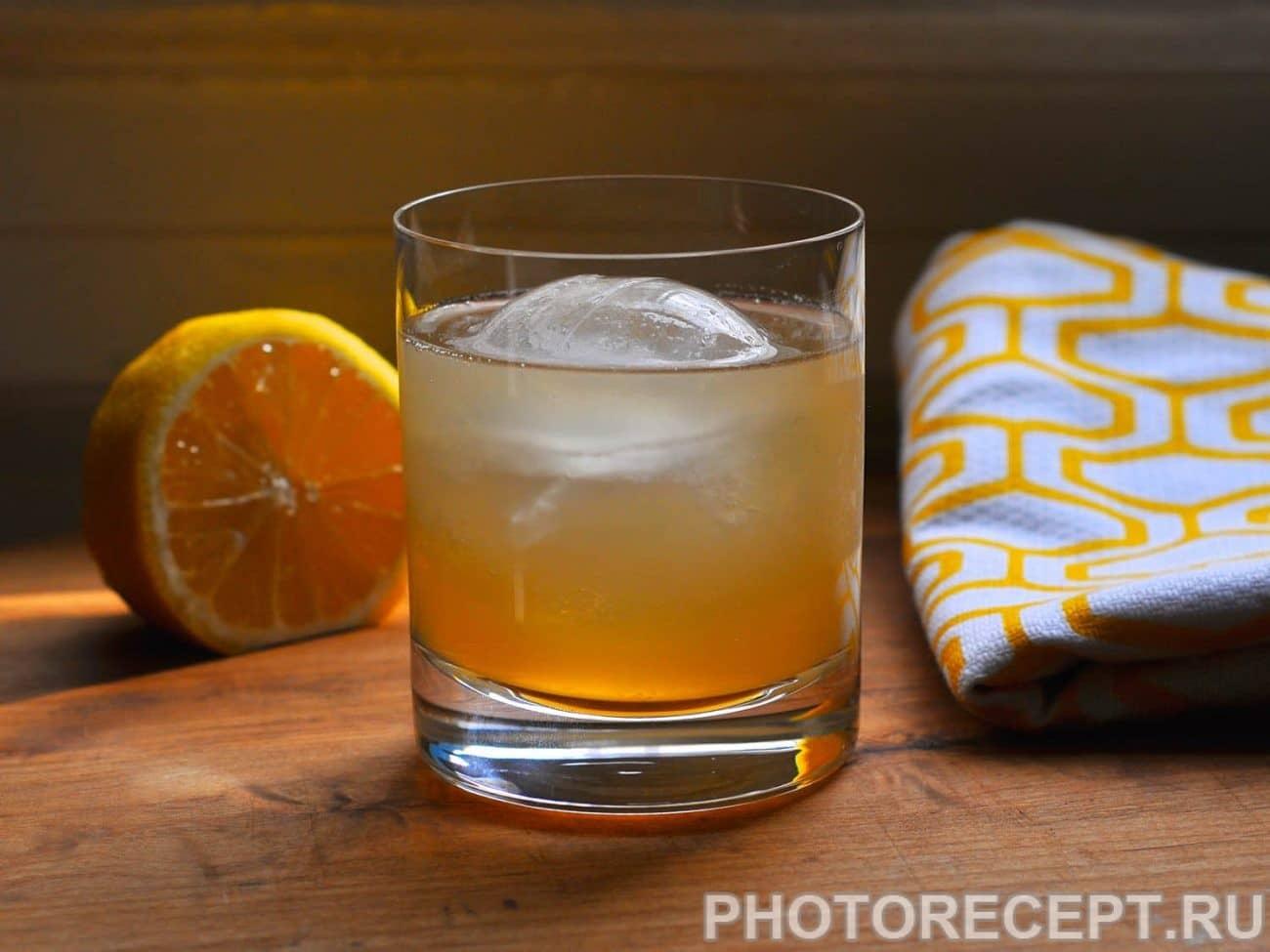 Настойка -ликер «Апельсинка»