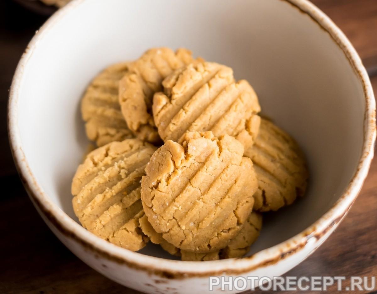 Немецкое песочное печенье на вареных желтках