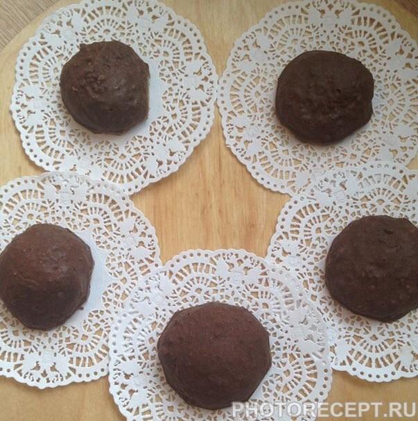 Готовим домашние конфеты с арахисом