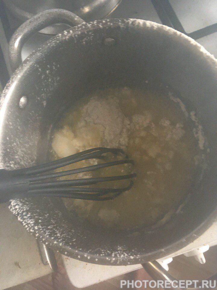 Фото рецепта - Готовим домашние эклеры - шаг 2