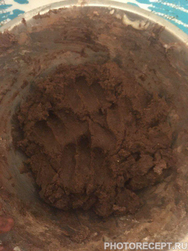 Фото рецепта - Шоколадное печенье – обязательно попробуйте приготовить - шаг 3