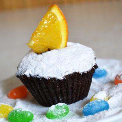 Шоколадный кекс в микроволновке за 3 минуты - рецепт с фото