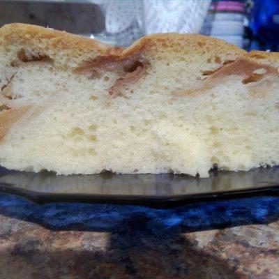 Пирог с яблоками в мультиварке - рецепт с фото