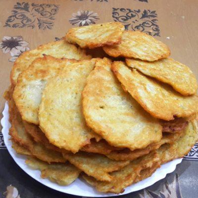 Драники - рецепт с фото