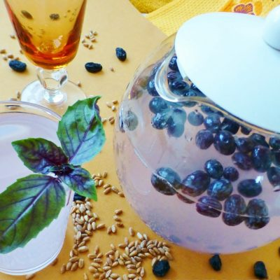 Пшеничный квас - рецепт с фото