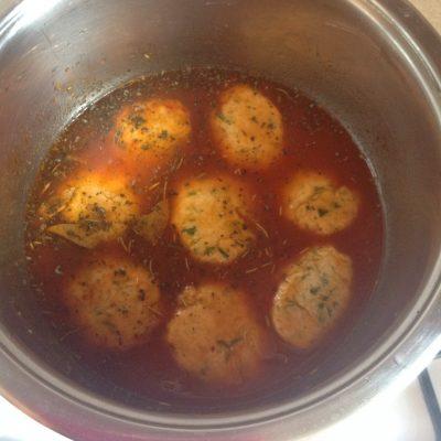 """Мясные шарики """"Аппетитные"""" - рецепт с фото"""