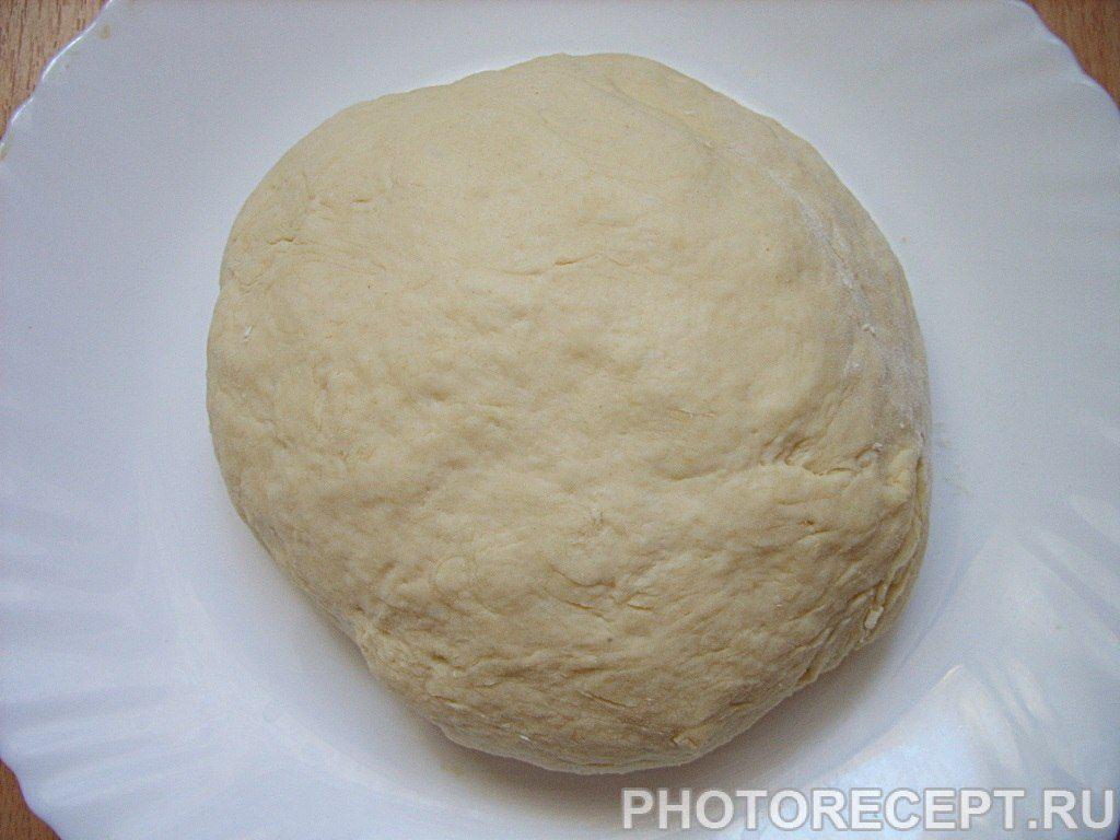 Фото рецепта - Домашняя пицца - шаг 1