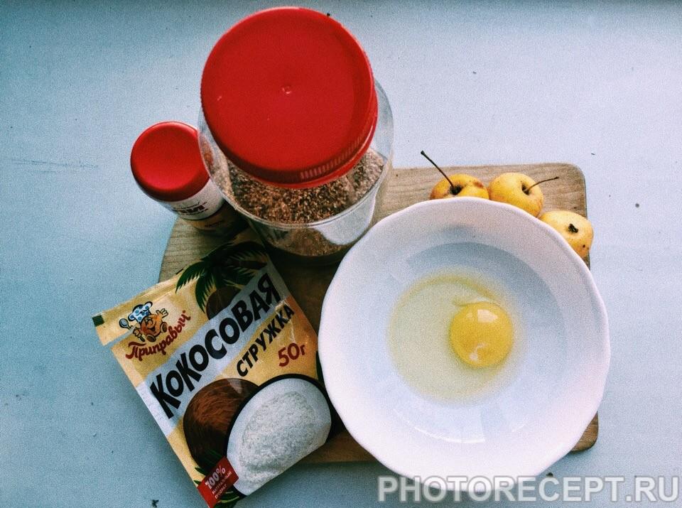 Фото рецепта - Вкусейший ПП-блинчик из клетчатки - шаг 2