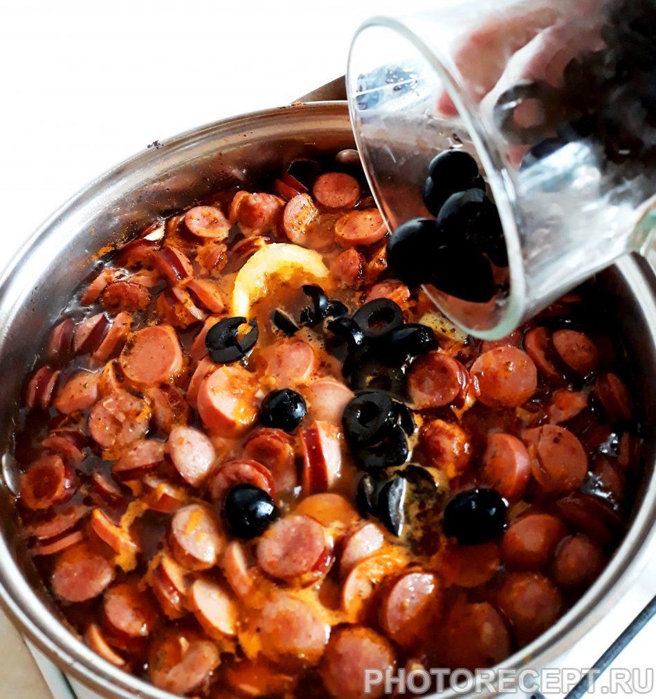 Фото рецепта - Солянка сборная мясная - шаг 7
