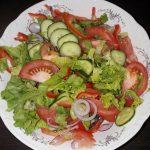 Фото рецепта - Греческий салат домашний - шаг 2