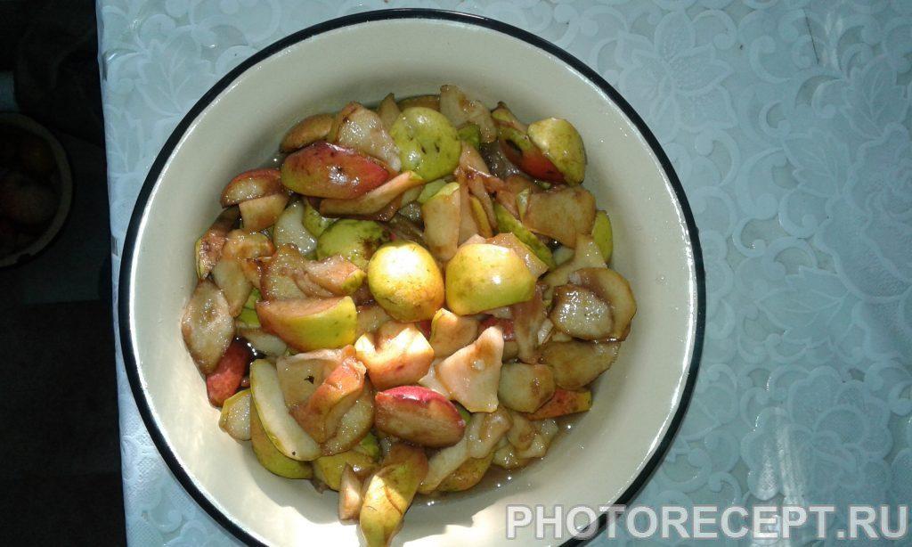 Фото рецепта - Варенье из груш - шаг 2