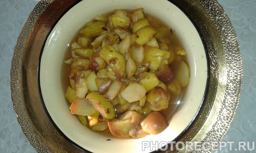 Фото рецепта - Варенье из груш - шаг 4
