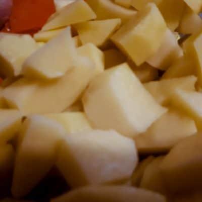 Фото рецепта - Куриная лапша - шаг 2