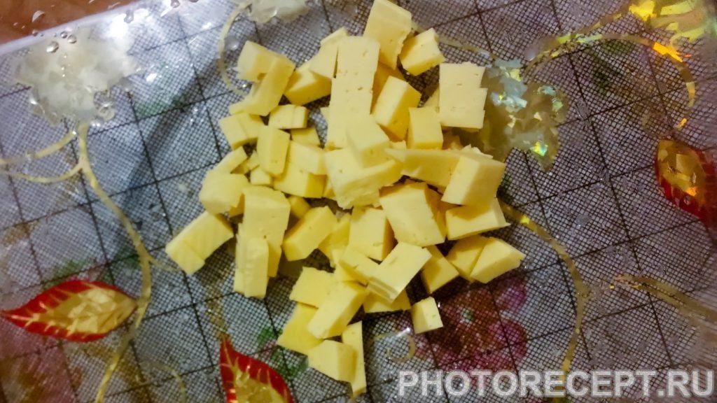 Фото рецепта - Салат «Монпарнас» - шаг 2