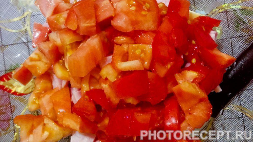 Фото рецепта - Закуска «Острые кабачки» - шаг 3