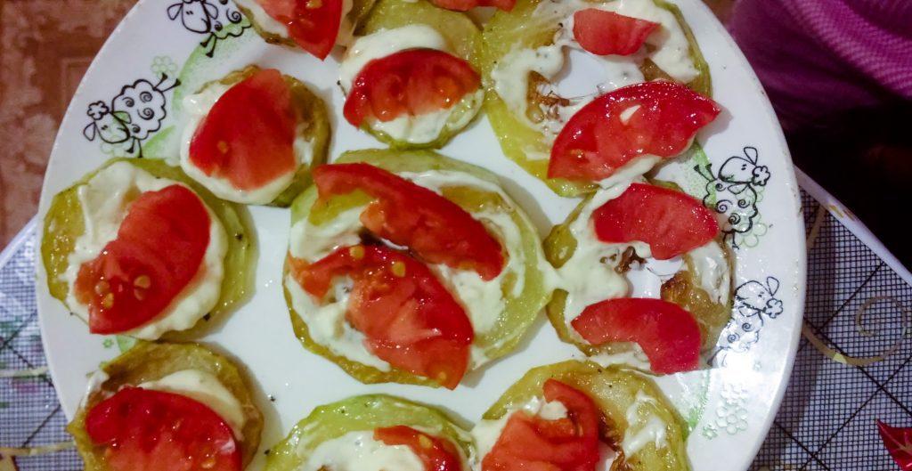 Фото рецепта - Закуска «Острые кабачки» - шаг 5