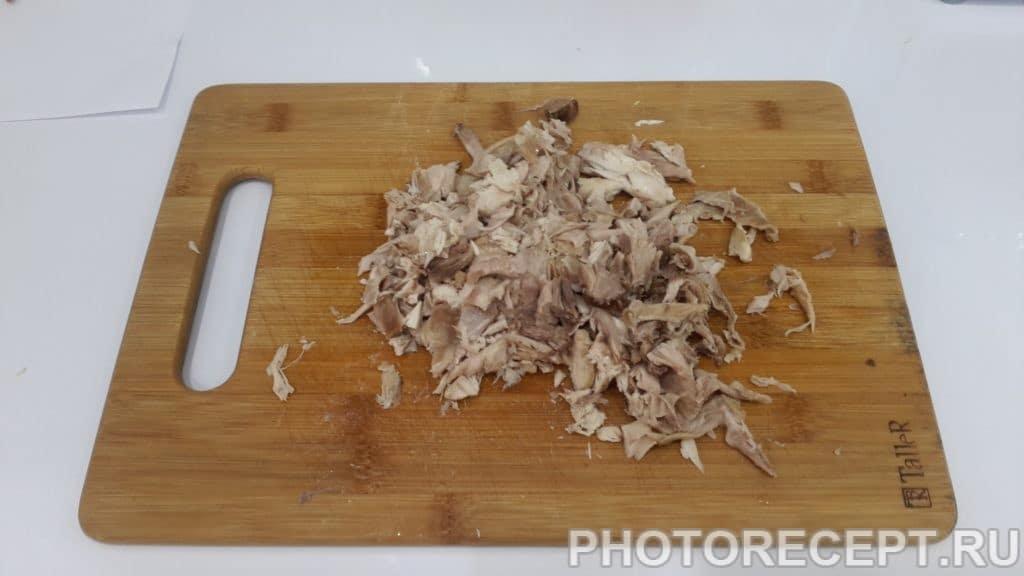 Фото рецепта - Борщ на кроличьем бульоне - шаг 3