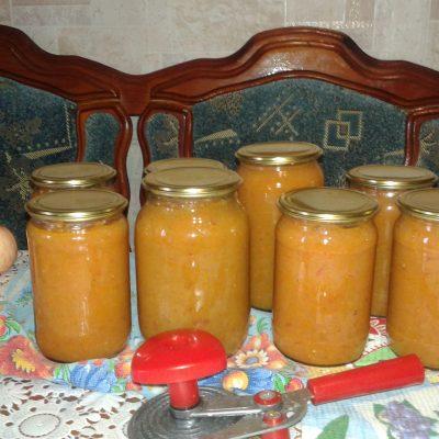 Кабачковая икра - рецепт с фото