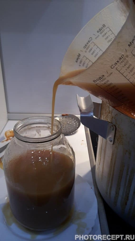 Фото рецепта - Яблочный сок на зиму - шаг 5