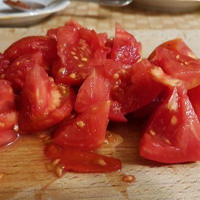 Фото рецепта - Острый суп с мидиями из Туниса - шаг 3