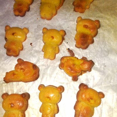 Кукурузное печенье (безглютеновое и безлактозное) - рецепт с фото