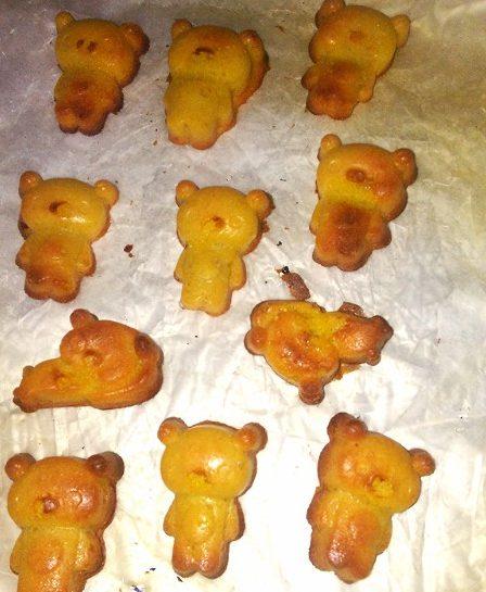Кукурузное печенье (безглютеновое и безлактозное)