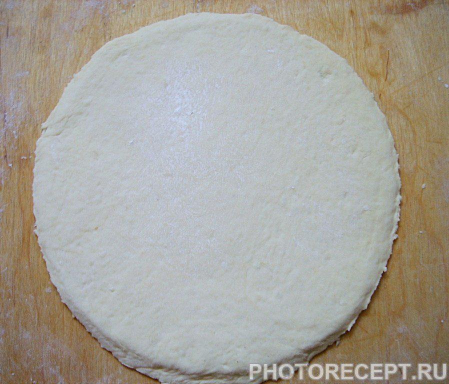 Фото рецепта - Домашняя пицца - шаг 2