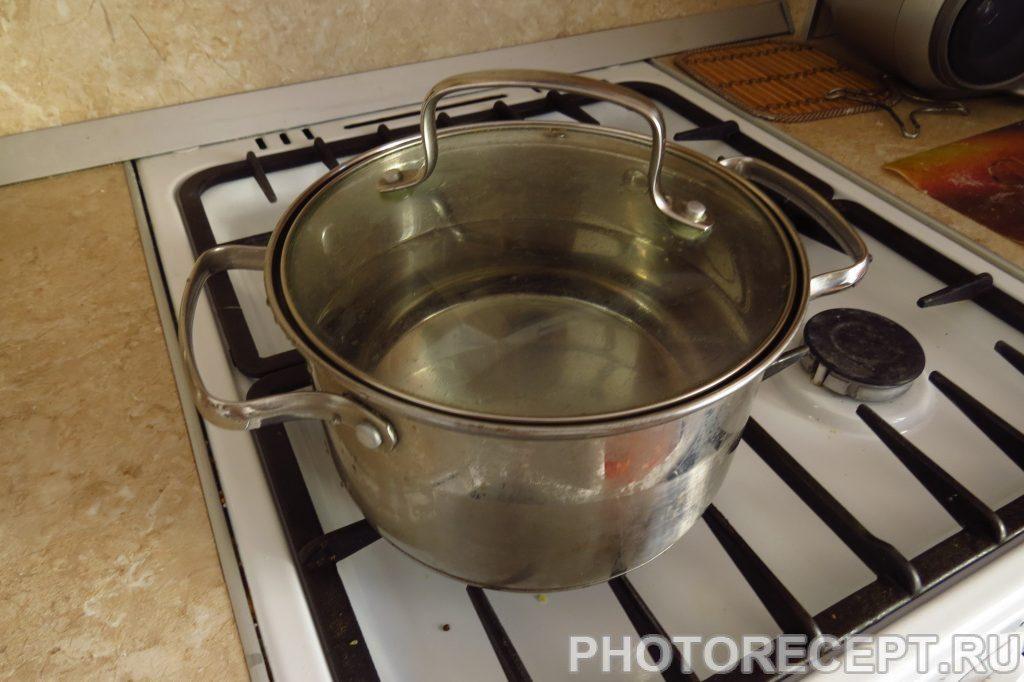 Фото рецепта - Суп куриный от холостяка - шаг 1