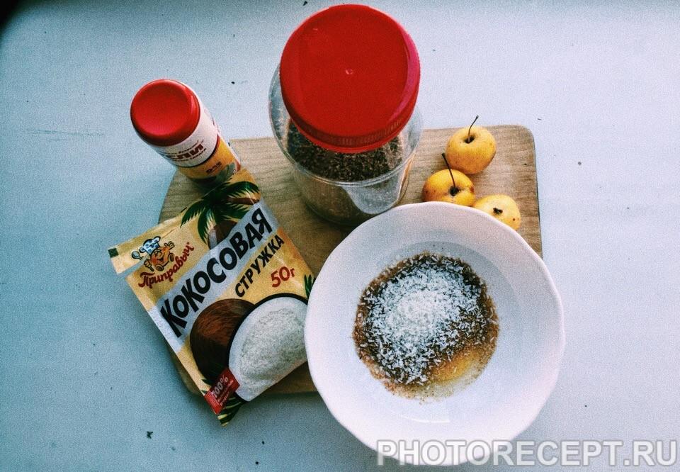 Фото рецепта - Вкусейший ПП-блинчик из клетчатки - шаг 3