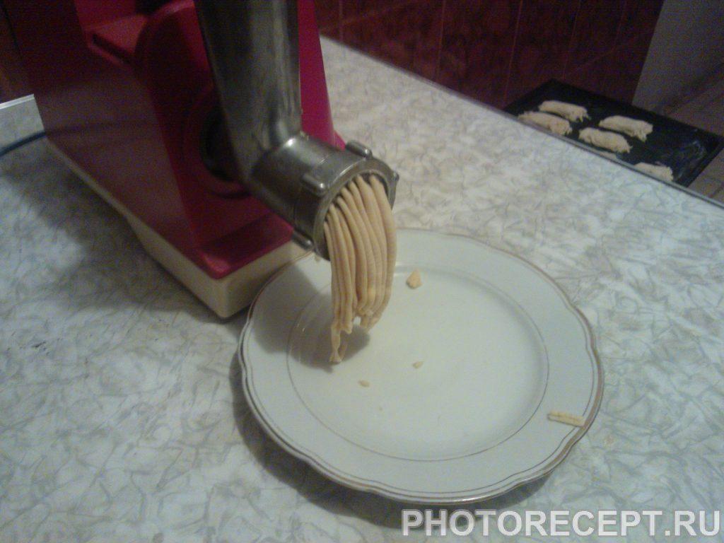 Фото рецепта - Песочное печенье - шаг 4