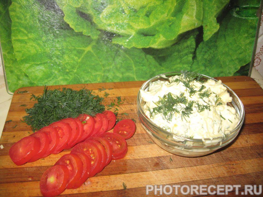 Фото рецепта - Торт из кабачков - шаг 4