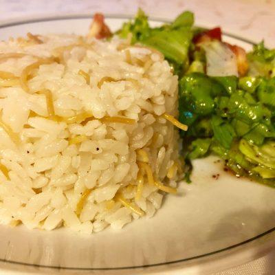 Рассыпчатый рис - рецепт с фото