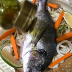Фото рецепта - Дорадо в духовке - шаг 3