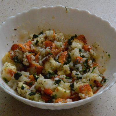 Вегетарианский плов с адыгейским сыром - рецепт с фото