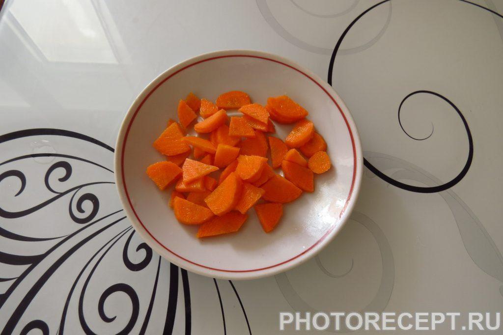 Фото рецепта - Суп куриный от холостяка - шаг 5