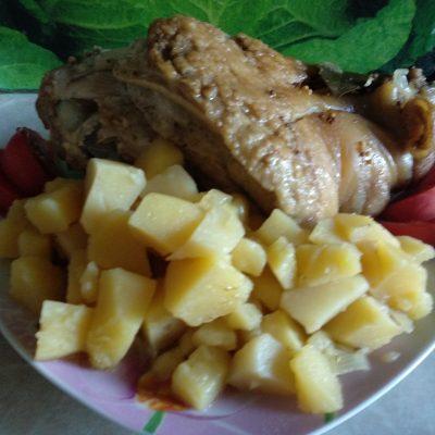 Свиная рулька - рецепт с фото