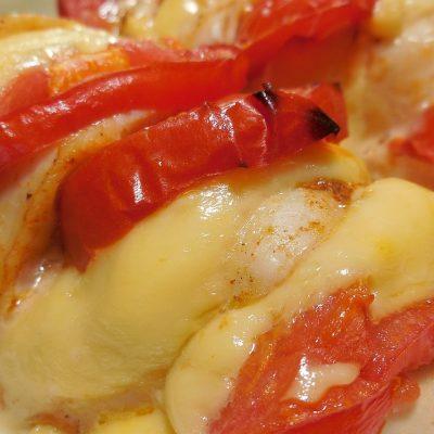 Очень сочное куриное филе в духовке - рецепт с фото