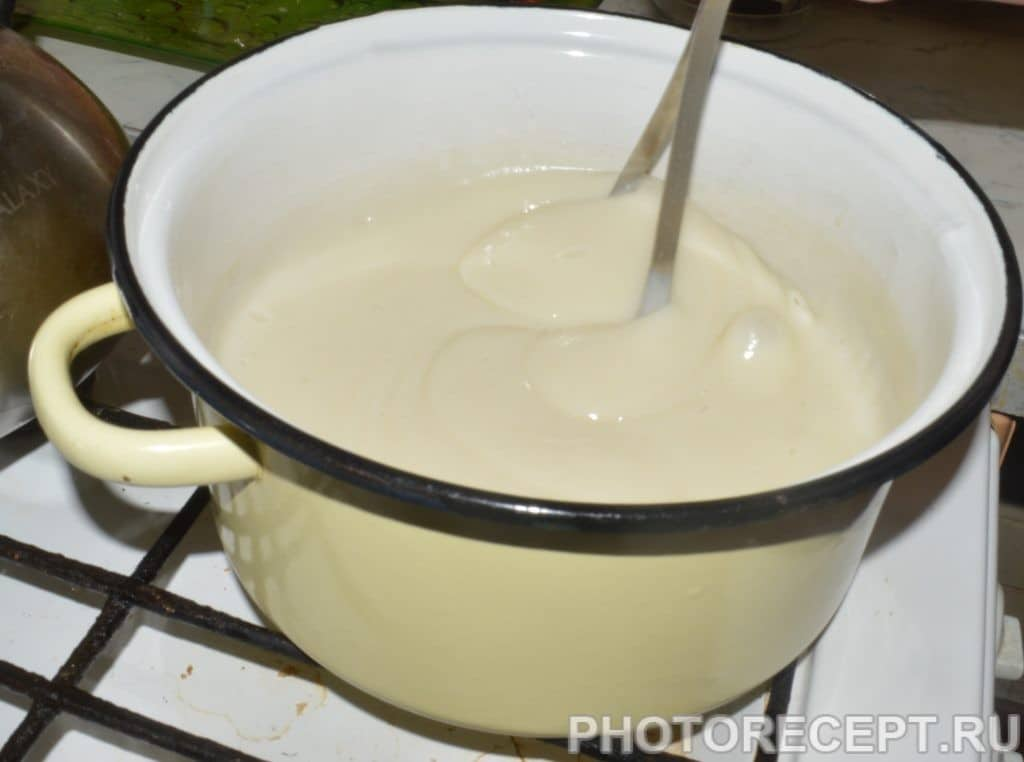 Фото рецепта - Классический Наполеон - шаг 4