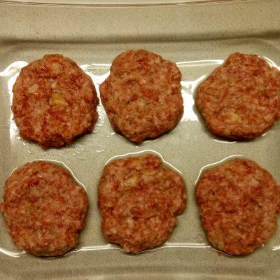 Фото рецепта - Мясные стожки - шаг 5