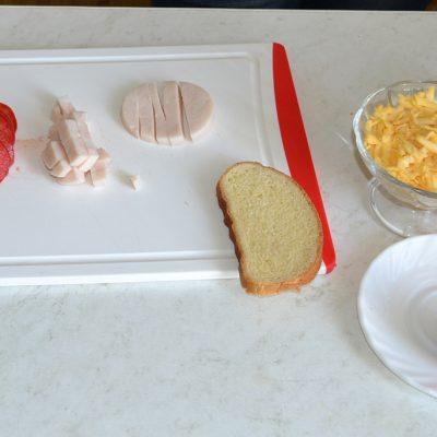 Фото рецепта - Ланч в школу - шаг 2