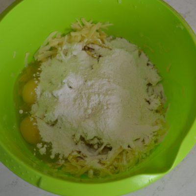 Фото рецепта - Картофельные драники - шаг 4
