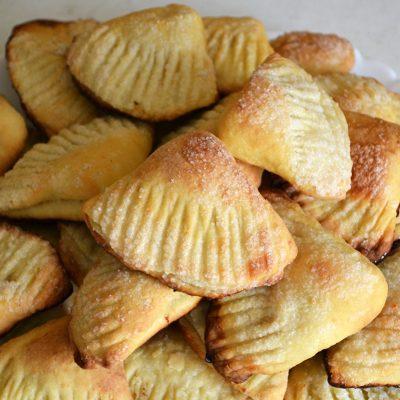 """Печенье """"Гусиные лапки"""" - рецепт с фото"""