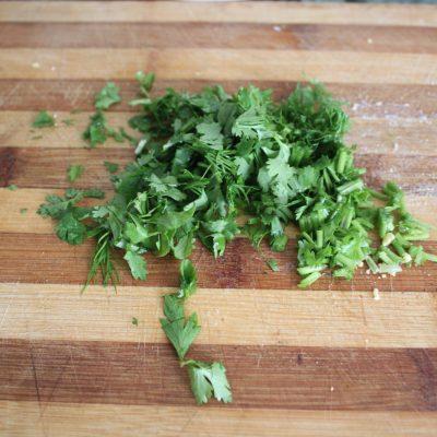 Фото рецепта - Салат с баклажанами - шаг 3