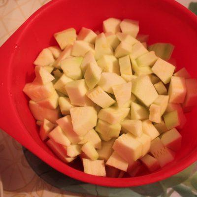 Фото рецепта - Овощное рагу с кабачками - шаг 1