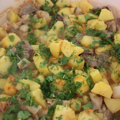Жаркое по-домашнему из свинины - рецепт с фото