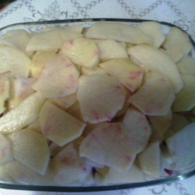 Фото рецепта - Картофельная запеканка  с мясным фаршем - шаг 5