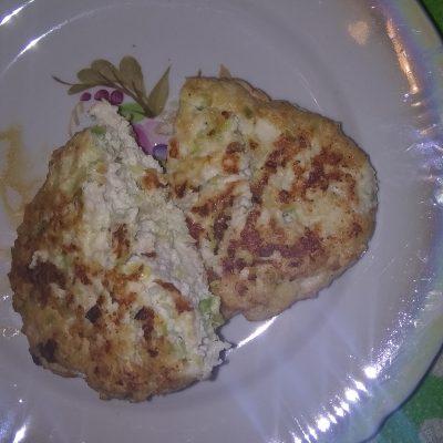 Котлеты куриные с кабачком - рецепт с фото
