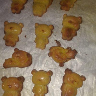 Фото рецепта - Кукурузное печенье (безглютеновое и безлактозное) - шаг 4