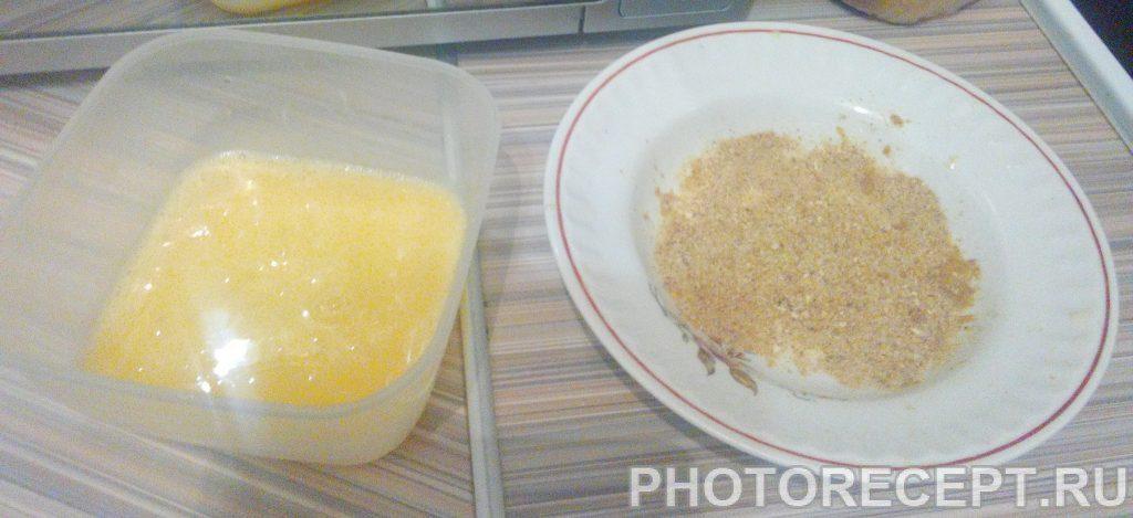 Фото рецепта - Куриное филе в панировке - шаг 3